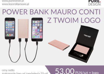 POWER BANK Mauro Conti