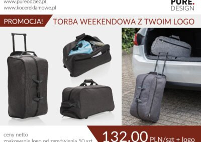 Torba weekendowa